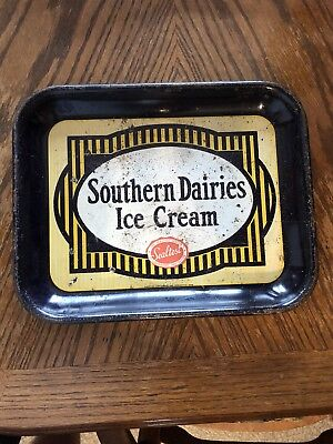 Sealtest Ice Cream Tray/sign Rare Southern Dairies.