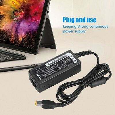 Laptop Charger For Lenovo 45W 20V 2.25A Power Supply + Cable AC Adapter Battery
