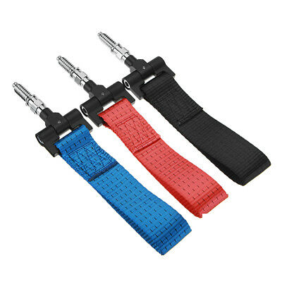 Racing Tow Strap Nylon Car Tow Rope/Hook Towing Bars For BMW E 1 3 5 6 X5 X6