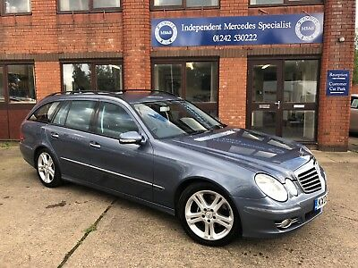 2006 Mercedes Benz E320 CDI V6 Avantgarde Estate- 7 Seater - FSH - NO RESERVE