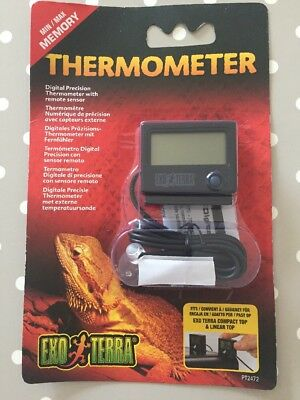 Exo Terra Digital Reptile Thermometer