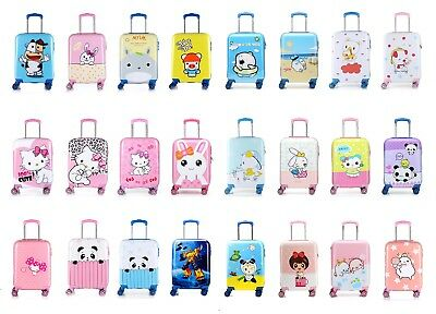 Disney Travel Hard Shell Suitcase ¦ Cabin Luggage Kids Childrens Trolley Bag