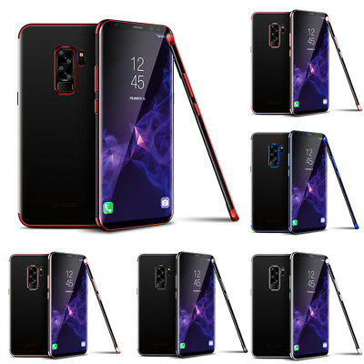 Cafele TPU Case Thin Shockproof Phone Cover Skin For Samsung Galaxy S8 Plus S9 +