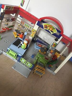 Playmobil Supermarkt