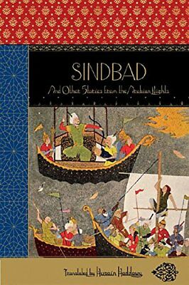 Sindbad: And Other Stories from the Arabian Nights (New Deluxe Edition)