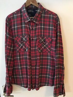 American Eagle Outfitters Western Hemd Vintage Style Gr. L