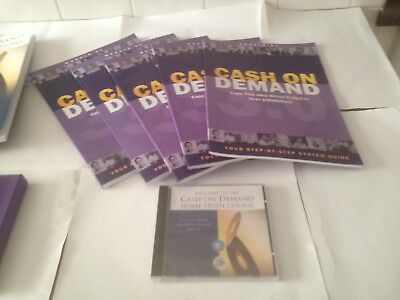 Cash on Demand Modules and DVD
