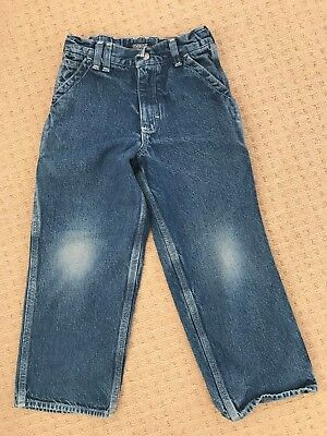Oshkosh Boys Blue Jeans,age 7 Years,great Condition