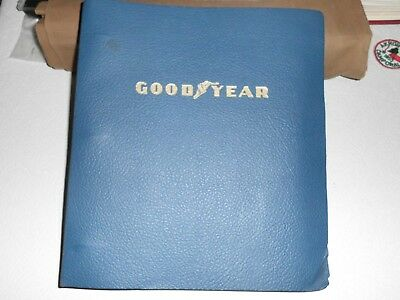 Vintage Goodyear Tire & Rubber Secretary's Reference Manual