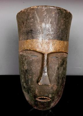 Old Tribal Dan Bete   Mask     ---  Coted'Ivoire