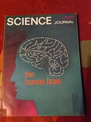 Science Journal May 1967 Vintage magazine