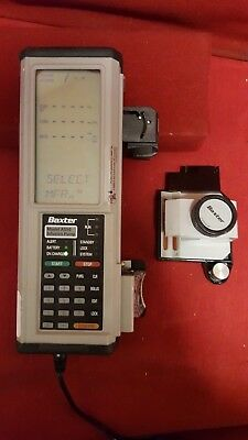 Baxter AS50 Infusion Pump w/ Pole Clamp -8315