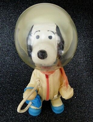 Vintage Astronaut Snoopy Doll 1969 Determined Productions Complete
