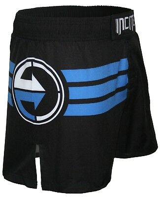 Fight Shorts, Incite, KAMA, BJJ, Nogi, Hybrid MMA, Black, Boxing, BJJ, K1