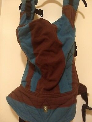 Toddler Lenny Lamb Baby Carrier