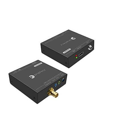 HDMI Extender 500 m Over Coaxial Cable