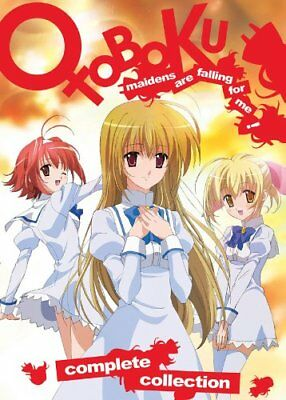 Otoboku: Maidens are falling for me Collection Anime RC1 [3 DVDs]