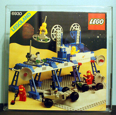 Lego Classic Space Supply Space Station Set 6930 W Box And