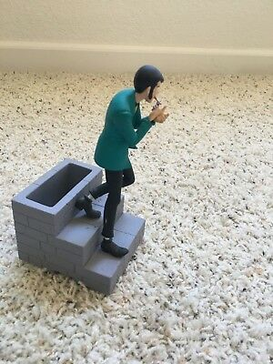 Lupin the Third on stairs Figure