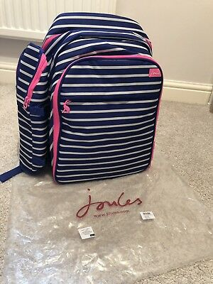 Joules Picnic Rucksack - Brand New - Never Used