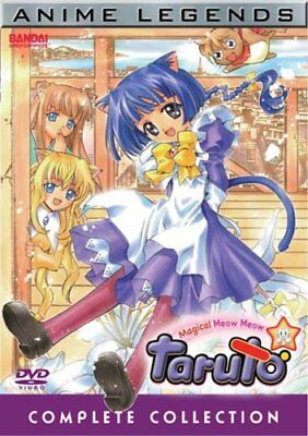 Magical Meow Meow Taruto Anime Collection RC1 [3 DVDs]