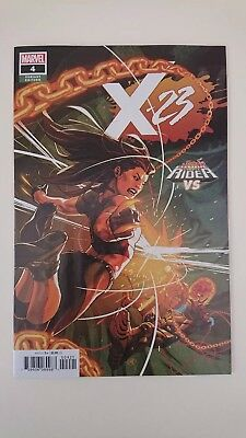 X-23 #4 Putri Cosmic Ghost Rider Variant. New Bagged And Boarded