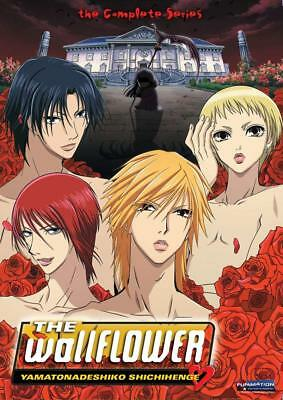 Perfect Girl (The Wallflower) Anime Complete Collection RC1 [4 DVDs]
