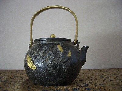 Tetsubin Iron Tea kettle (50)