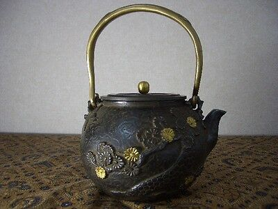 Tetsubin Iron Tea kettle (13)