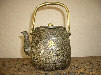 Tetsubin Iron Tea kettle (60)