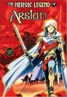 The Heroic Legend of Arslan Anime OVA Collection RC0 [2 DVDs]