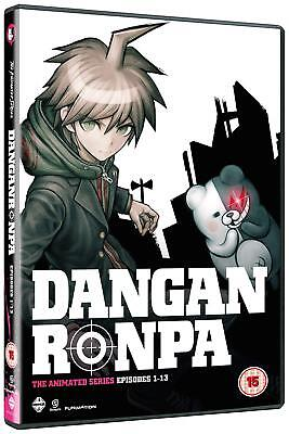 Danganronpa: The Animation Anime Complete Collection RC2 UK [2 DVDs]