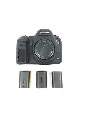 Canon EOS 5D Mark III 22.3MP Digital SLR Camera - Black ,shutter count : 4700