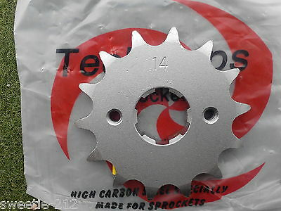 CB 500 T (Twin) 1974-76 Front Sprocket 14T (530) New