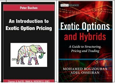 Exotic Options Trading + Introduction to Exotic Option Pricing/Phone/Tab/PC*ONLY