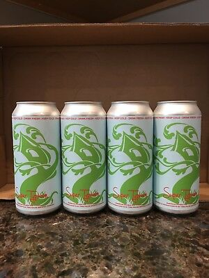 Tree House Brewing Company- 4 cans of Super Typhoon brewed 9/21