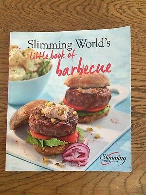Slimming World Little Book Of Barbecue - Used