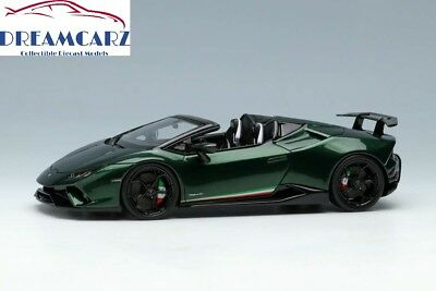 Make Up / EIDOLON EM434D 1/43 Lamborghini Huracan Performante Spyder 2018