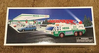 "Hess Gasoline Emergency Truck ""New"" Pick Up Only"