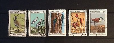 Botswana. 1978 Birds Issue. Good Used