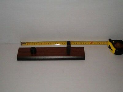 Wooden Knife Stand With Beautiful Finish , Knife Display, Free Shipping !!