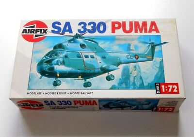 Helicopter SA 330 PUMA in 1:72 (AIRFIX 03021)