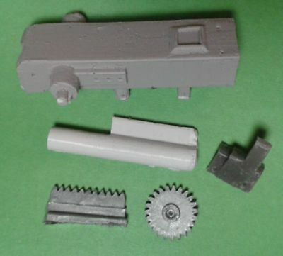 HengLong 1/16 Scale Tank Model Barrel Recoil System for servo