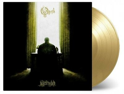 OPETH Watershed - 2LP / Gold Vinyl - Limited 4000 - MOV 2018