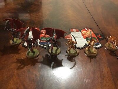 Heroscape Drones And Minions Wave 2 Utgar's Rage Complete Expansion Set