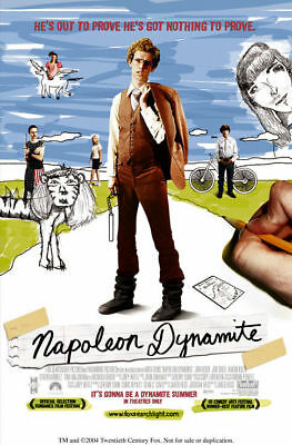 Napoleon Dynamite | $1.39 DVD | $4.00 Flat Rate Shipping