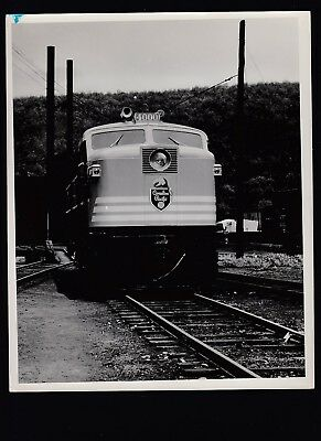 Vintage Canadian Pacific Train Photo