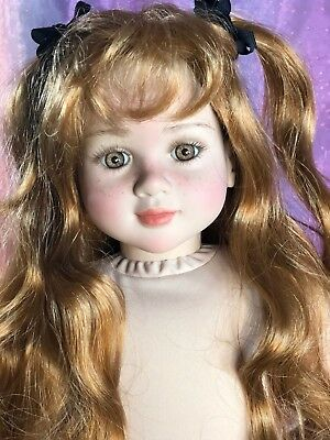 My Twinn Doll- hazel eyed Denver Kate-dressed