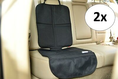 2 x Baby Car Seat Protector Cover Cushion Anti-Slip Waterproof Safety Child CY