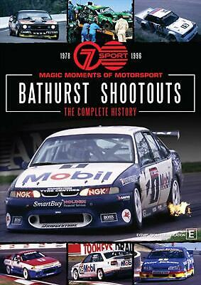 Magic Moments Of Motorsport - Bathurst Shootouts - Complete History, The - DVD R